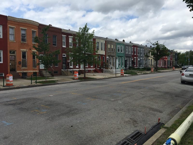 FILE PHOTO  Students need to understand the complex makeup of Baltimore in order to best service it.