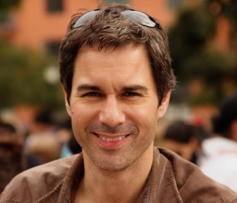 TIM RONCA/CC BY-SA 3.0 Eric McCormack plays the titular character Will, a gay man and a lawyer.
