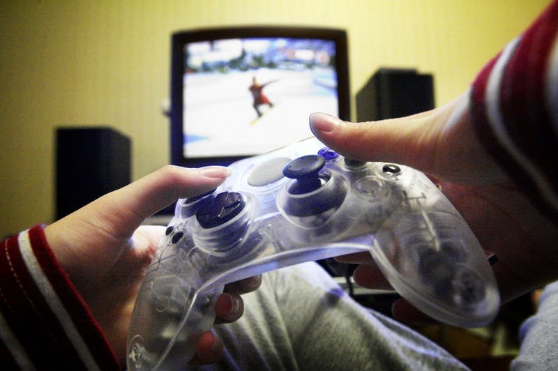 PUBLIC DOMAIN Researchers found that a link between intelligence and being good at action-based video games.