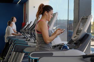 PUBLIC DOMAIN Aerobic exercise, such as jogging, may temporarily remedy brain loss due to memory diseases.