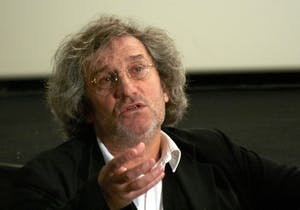 JAVIER PAREDES/CC BY-SA 2.0 Philippe Garrel directed Lover for a Day, which stars his daughter Esther.