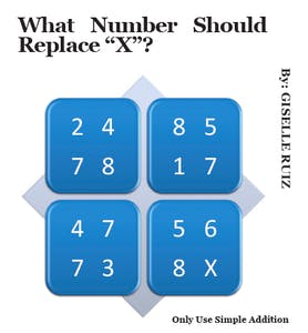 What number should replace