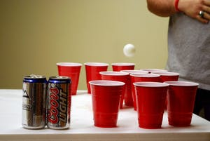 PUBLIC DOMAIN Excessive drinking can cause serious damage in the brain activity of adolescents.