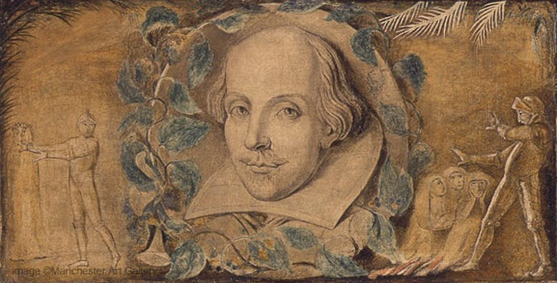 WIKIMEDIA/PUBLIC DOMAIN Shakespeare in Love is a play that presents an imagined history centered around the iconic playwright.