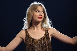 Eva rinaldi/CC BY-SA 2.0 Taylor Swift could easily pass for a member of Gossip Girl's inner circle.