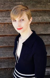 TIM TRAVERS HAWKINS/CC BY-SA 4.0 American activist Chelsea Manning will be one of the speakers this spring.