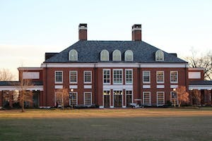The Office of Undergraduate Admissions is located in Mason Hall.