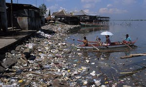 PUBLIC DOMAIN Pollution increases risk of life threatening diseases in developing nations.