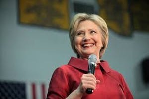 PUBLIC DOMAIN Jain argues that Hillary Clinton's loss exemplifies what is wrong with the Democratic Party.