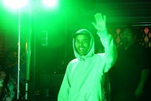 ELI WATSON/ CC BY 2.0 Rapper Earl Sweatshirt co-hosts a Red Bull Radio show with Knxwledge.