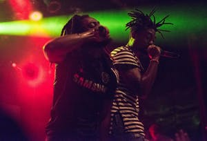 THE COME UP SHOW/CC BY-SA 2.0 Atlanta-based group EARTHGANG released their five song EP Rags at the beginning of September 2017.