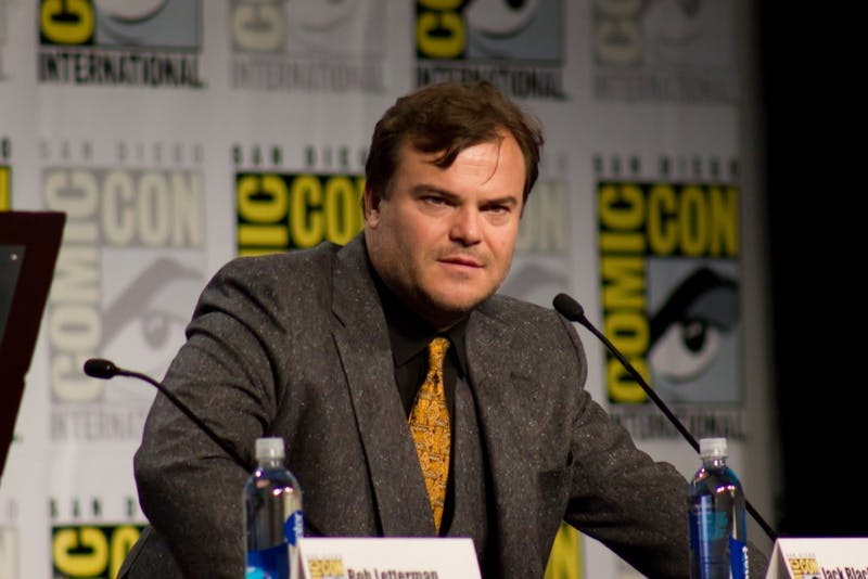 VAGUEONTHEHOW/CC BY 2.0 Musician and actor Jack Black starred in the film version of School of Rock.