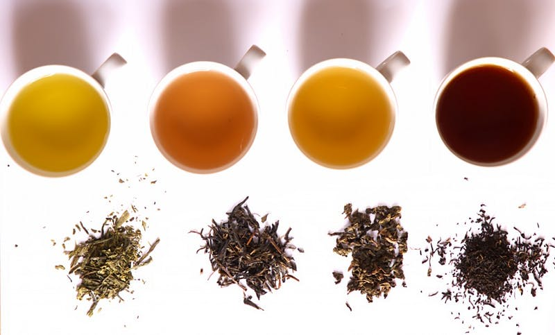 PUBLIC DOMAIN Sophomore Sudgie Ma uses tea to diet because it helps to keep her full.