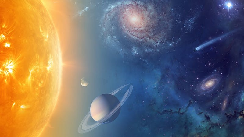 COURTESY OF NASA Scientists recently discovered a planet that may have Earth-like environmental conditions necessary to support life.