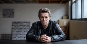 SASHA KARGALTSEY/CC BY 2.0 Iconic actor Willem Dafoe plays Bobby in Sean Baker's newest film, The Florida Project.