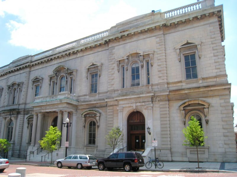 PUBLIC DOMAIN The Peabody Institute hosts free concerts in a wide variety of genres throughout the year.