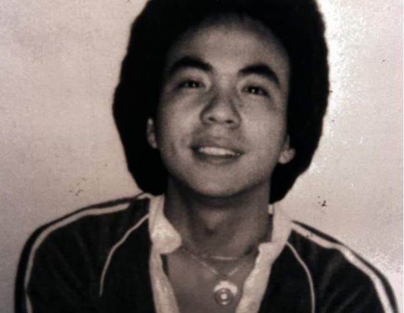 PUBLIC DOMAIN Vincent Chin, a Chinese-American man, was murdered in Michigan in 1982.