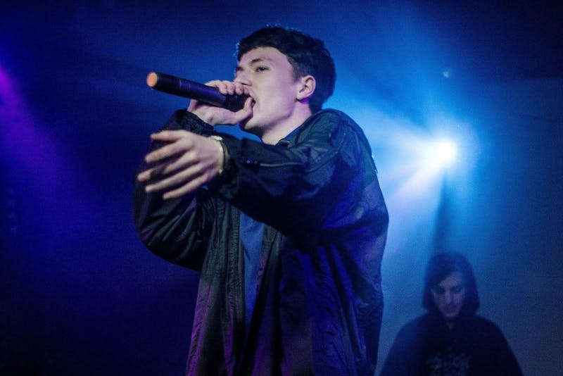 COURTESY OF DREW YORK/ CC BY 2.0 Yung Lean's new album, Stranger, shows surprising depth and lyricism.