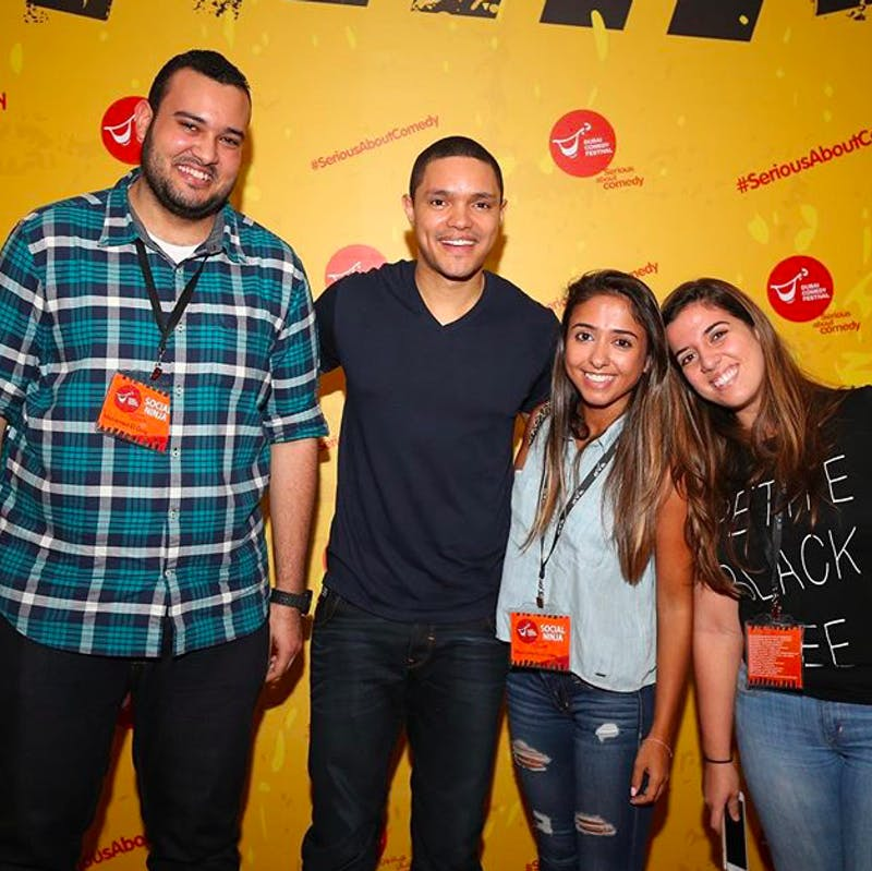 1000HEADS/CC BY 2.0 Comedian and late night host Trevor Noah is currently on a stand-up tour.
