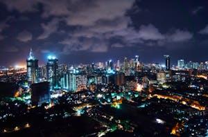 Sky Vidur/CC BY-SA 2.0 Diva Parekh recently went back to her home city of Mumbai, India