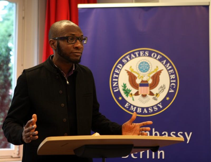 U.S. STATE DEPARTMENT/PUBLIC DOMAIN Teju Cole is a photographer, historian and artist, as well as an author.