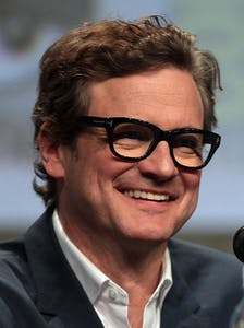 GAGE SKIDMORE/CC BY SA 3.0 British actor Colin Firth plaus Harry Hart, a main character in Kingsman.