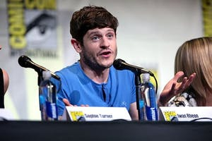 GAGE SKIDMORE/CC BY-SA 2.0 Iwan Rheon, best known as Ramsay Bolton, stars in Inhumans as Maximus.