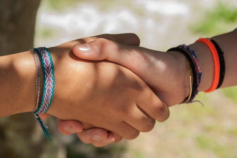 PUBLIC DOMAIN Kairis met Tala at a writing camp one summer during high school.