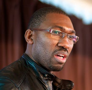 AMPLIFIED 2010/CC BY SA 2.0 Kwame Kwei-Armah is the artistic director at Center Stage, which hosted Play Lab between Sept. 22-24.