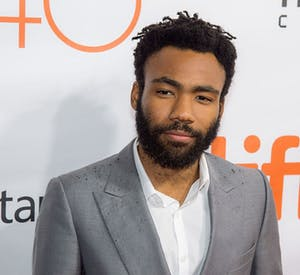 PUBLIC DOMAIN Donald Glover was one of many to make history at the 2017 Emmys.