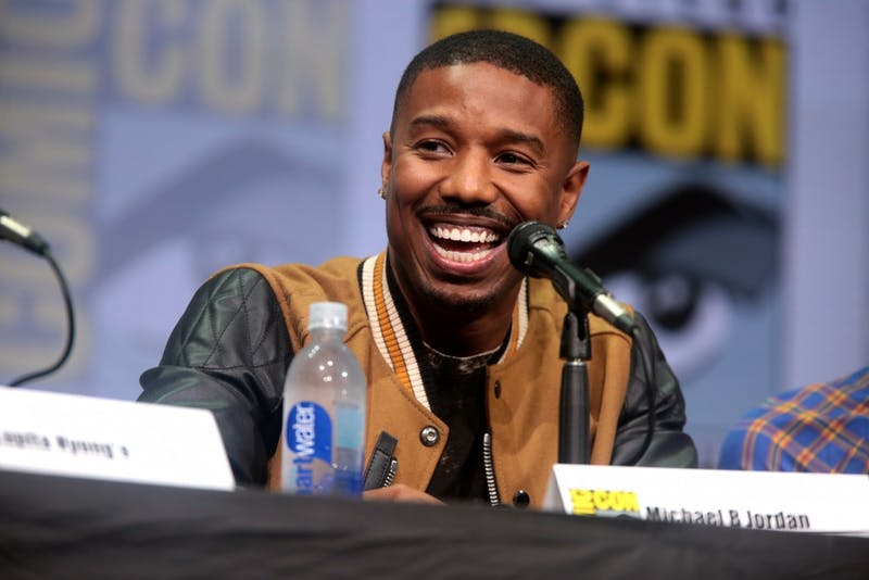COURTESY OF GAGE SKIDMORE/CC BY-SA 2.0 Michael B Jordan delivers a compelling performance as Killmonger.