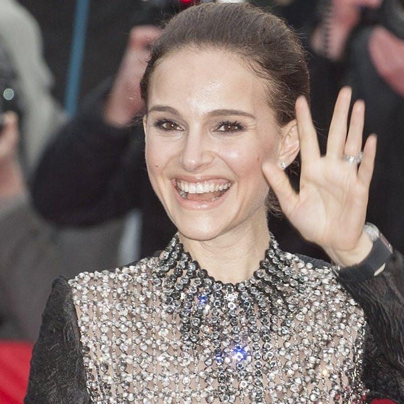 SIEBBI/CC BY-SA 3.0 Natalie Portman stars in director Alex Garlands latest film, Annihilation.