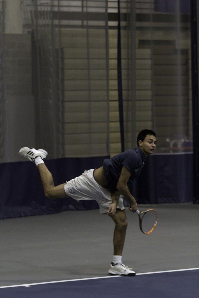 Tennis M vs Rensselaer YS1 0082
