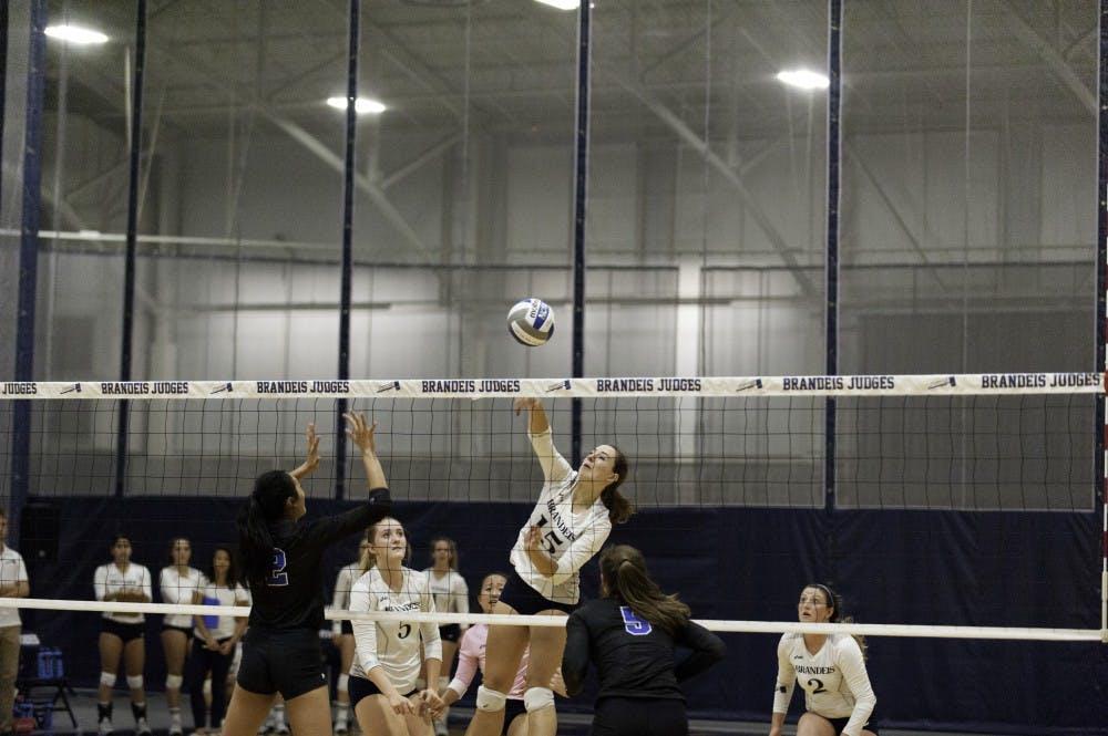 Volleyball vs. UMass Boston 9.13.17 NW 0081
