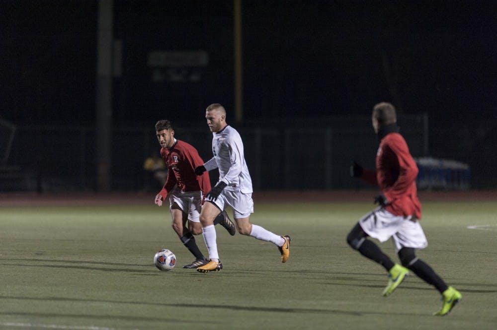 SoccerM vs. Rutgers-Newark 11.12.17 DG0334