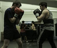 """ON THE MARK: Boxing is often called the """"sweet science,"""" as it requires finding a perfect balance between hitting and not getting hit."""