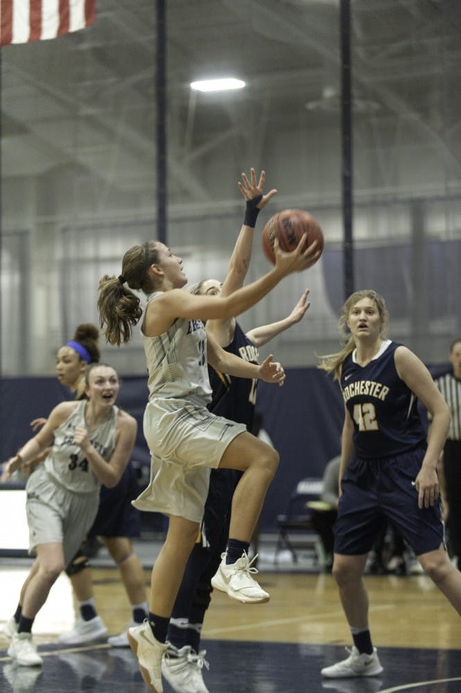 Women's Basketball 1.19.18 DG0051