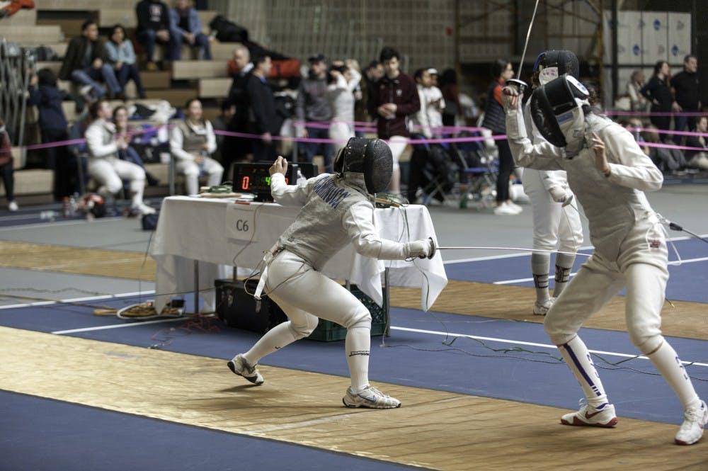 Fencing Regionals 3.11.18 AB 0067