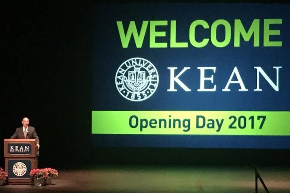 Welcome To A New Year At Kean!