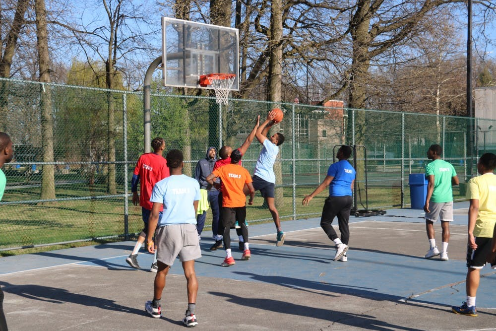 Streetball For Autism