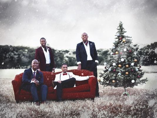 A Christmas Treat: Sons of Serendip Bring All The Holiday Magic