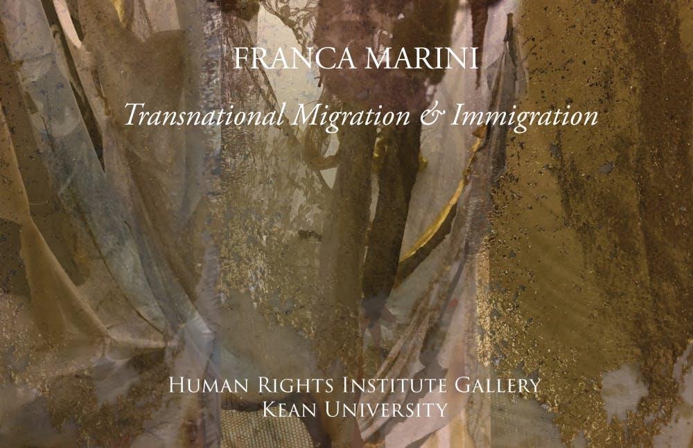 Franca Marini's Transnational Migration and Immigration Exhibit