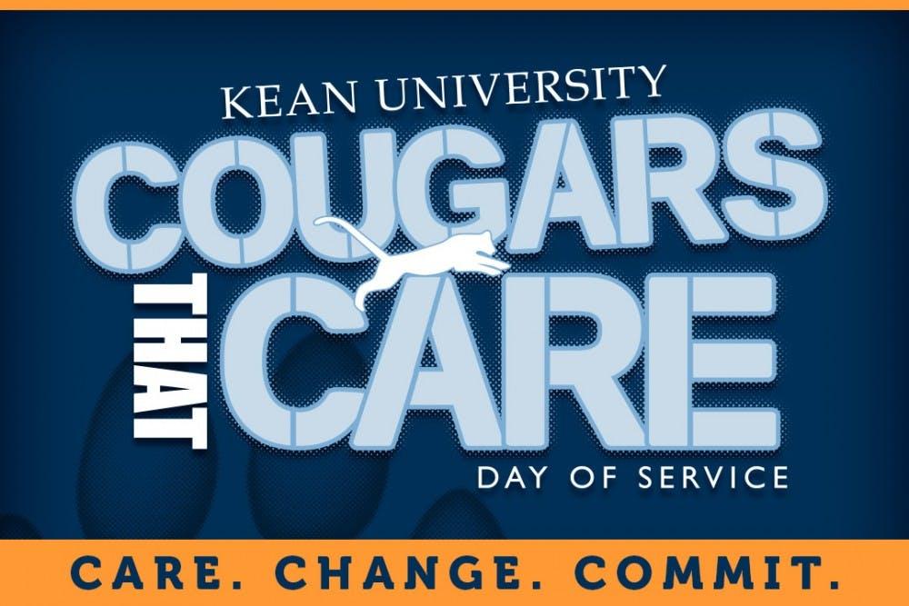 National Week Of Service At Kean!