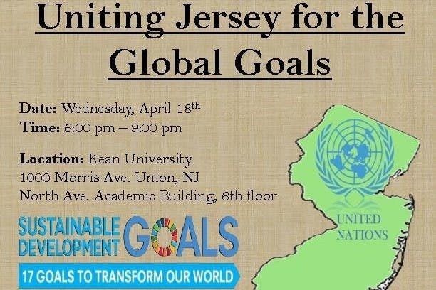Uniting Jersey for Global Goals