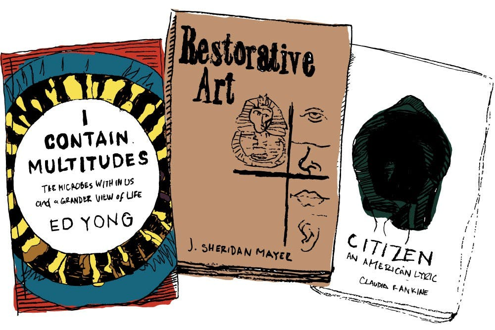 A&E's guide to this semester's non-required reading