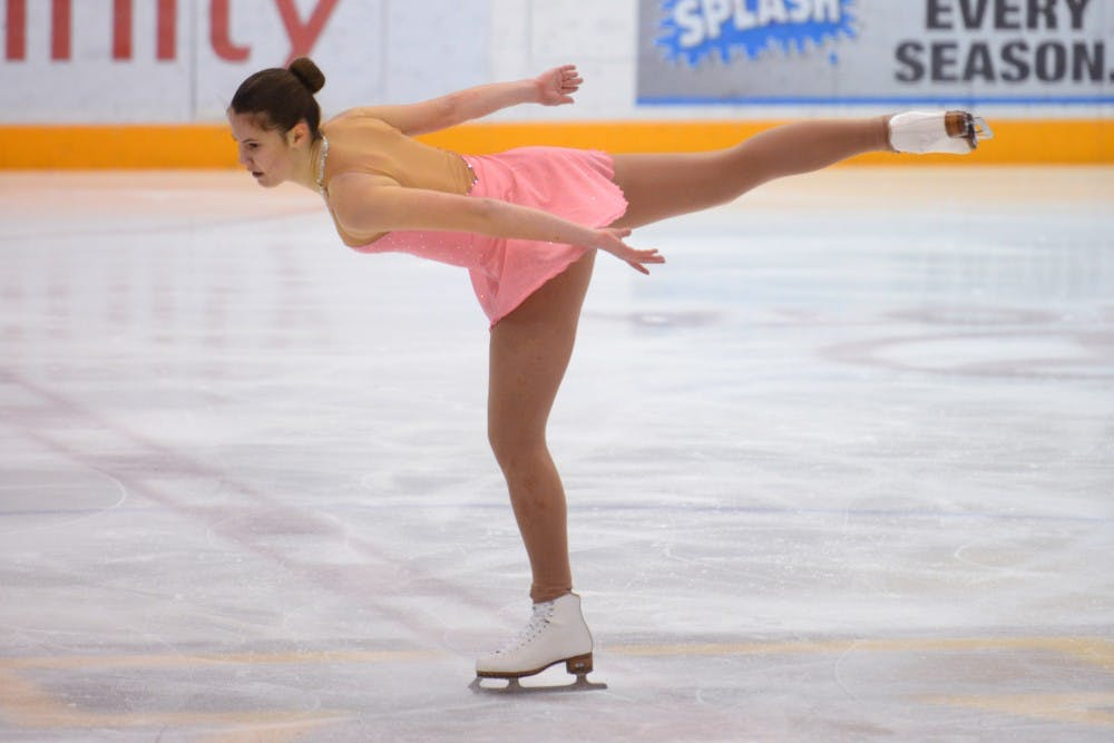 UMN hosts first intercollegiate skating competition