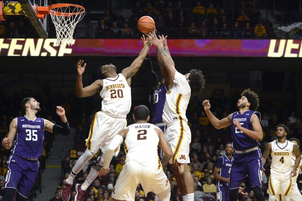 Minnesota loses to Northwestern after poor second half performance