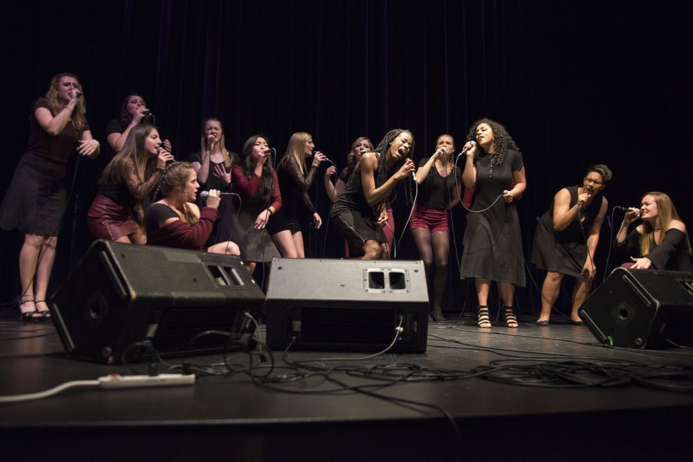UMN A Cappell-Off was pitch perfect