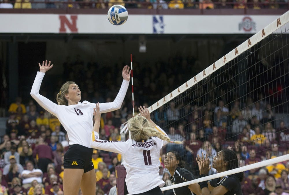Due to lower expectations, Gophers play with freeing feeling