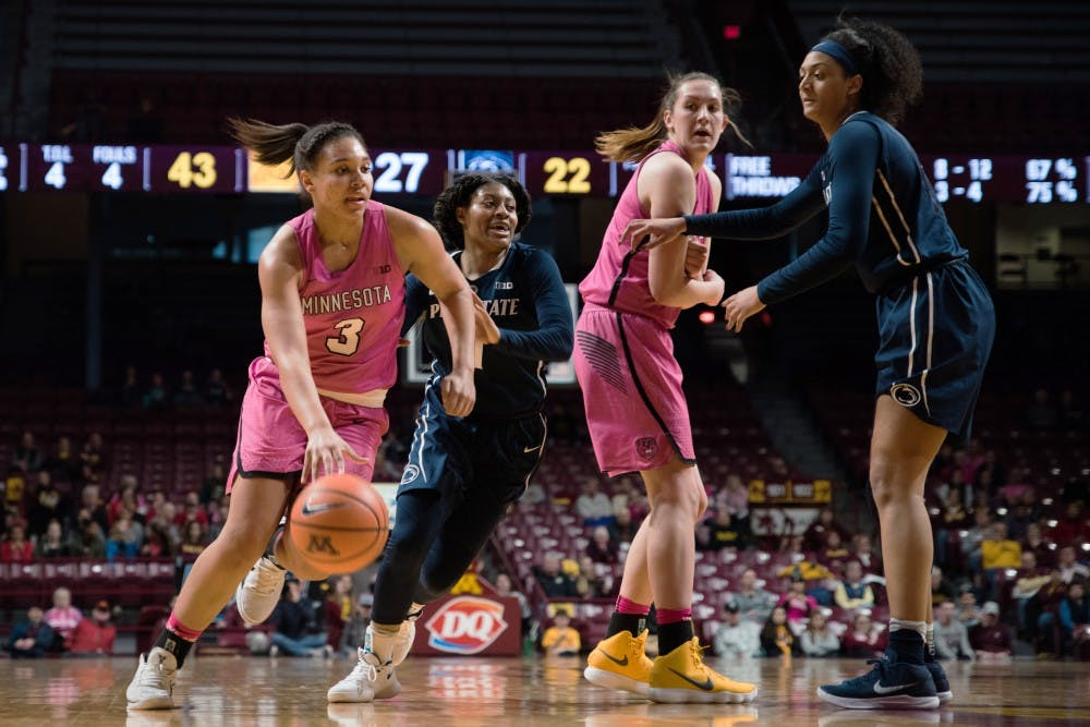 Destiny Pitts earns big role in freshman season